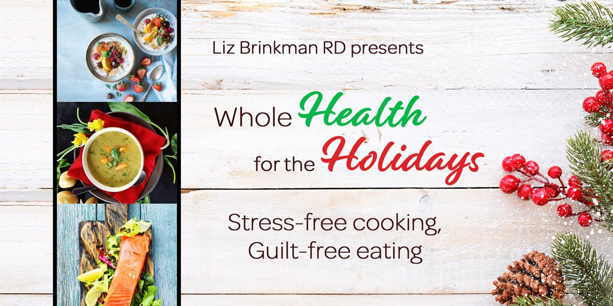 Healthy Holiday Cooking Workshop