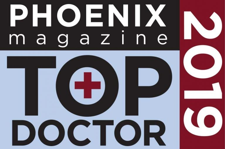 Phoenix Magazine 2019 Top Doc Cheri Dersam MD