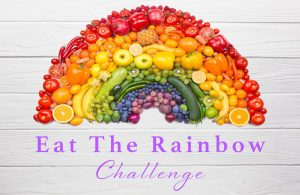 Eat The Rainbow Challenge