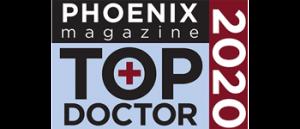 Dr Dersam Phoenix Magazine Top Doc 2020